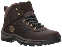 Timberland 12135 Men's White Ledge Mid WP Boot Dark Brown 10
