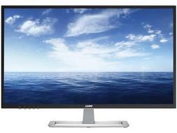 "Dell D Series LED-Lit Monitor 31.5"" White D3218HN, FHD 1920x"