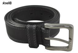Timberland 35mm Boot Black Leather Men's Belt 38 waist
