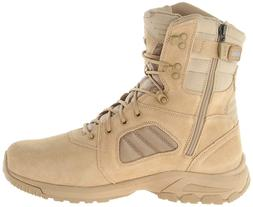 MAGNUM 5601 MENS WORK BOOTS DESERT TAN Response III 8.0 Side