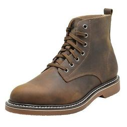 "Golden Fox 6"" Boondocker Service Boot Pro Brown 11 M US"