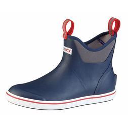 "Men's Xtratuf 6"" Full Rubber Ankle Deck Boot #22733"