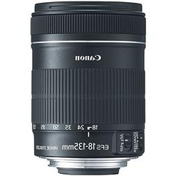 Canon EF-S 18-135mm f/3.5-5.6 IS Standard Zoom Lens for Cano