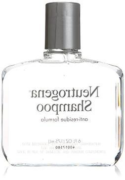 Neutrogena Shampoo, Anti-Residue Formula, 6 Ounce