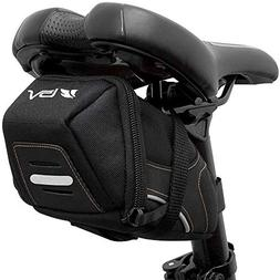 BV Bicycle Y-Series Strap-On Bike Saddle Bag / Bicycle Seat