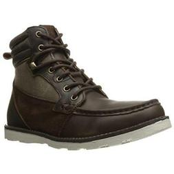 Crevo Bishop Men's Casual Leather Boots