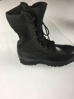 ALTAMA BLACK LEATHER Jungle COMBAT LEATHER BOOTS Hot Weather