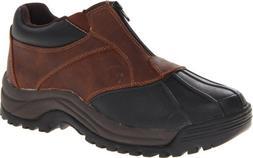 Men's Propet® Blizzard Waterproof Insulated Ankle Zip Bo