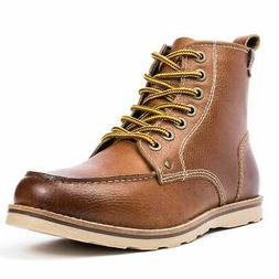 Crevo Buck Boots Casual   Boots - Brown - Mens