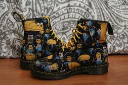 DR. MARTEN'S  Castel Multi Adventure Time Boots
