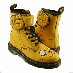 Dr Martens Mens 10 Boots / Womens US 11 Adventure Time Jake