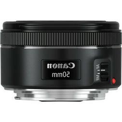 Canon EF 50mm f/1.8 STM Lens 0570C002