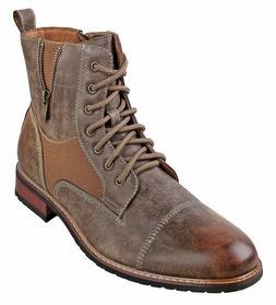 Ferro Aldo Andy Mens Ankle Boots | Combat | Lace Up | Fashio