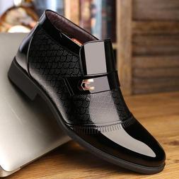 <font><b>Men</b></font> Genuine Leather <font><b>Boots</b></