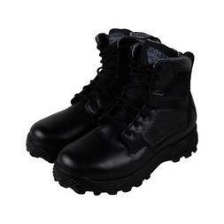 Condor Garner Tactical Mens Black Leather Lace Up Tactical B
