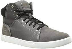Timberland Men's Groveton BT Chukka Boot,Grey Nubuck,9 M US