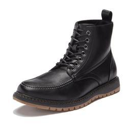 """Hawke & Co Memory Foam Casual Ankle Boots """"Sierra"""" Black"""