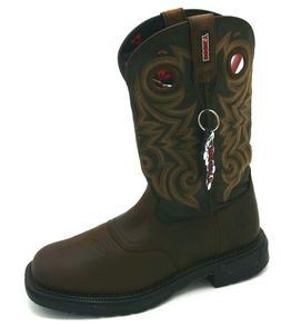 J8592 New Men's Rocky Boots Original Ride 12 inch Waterproof