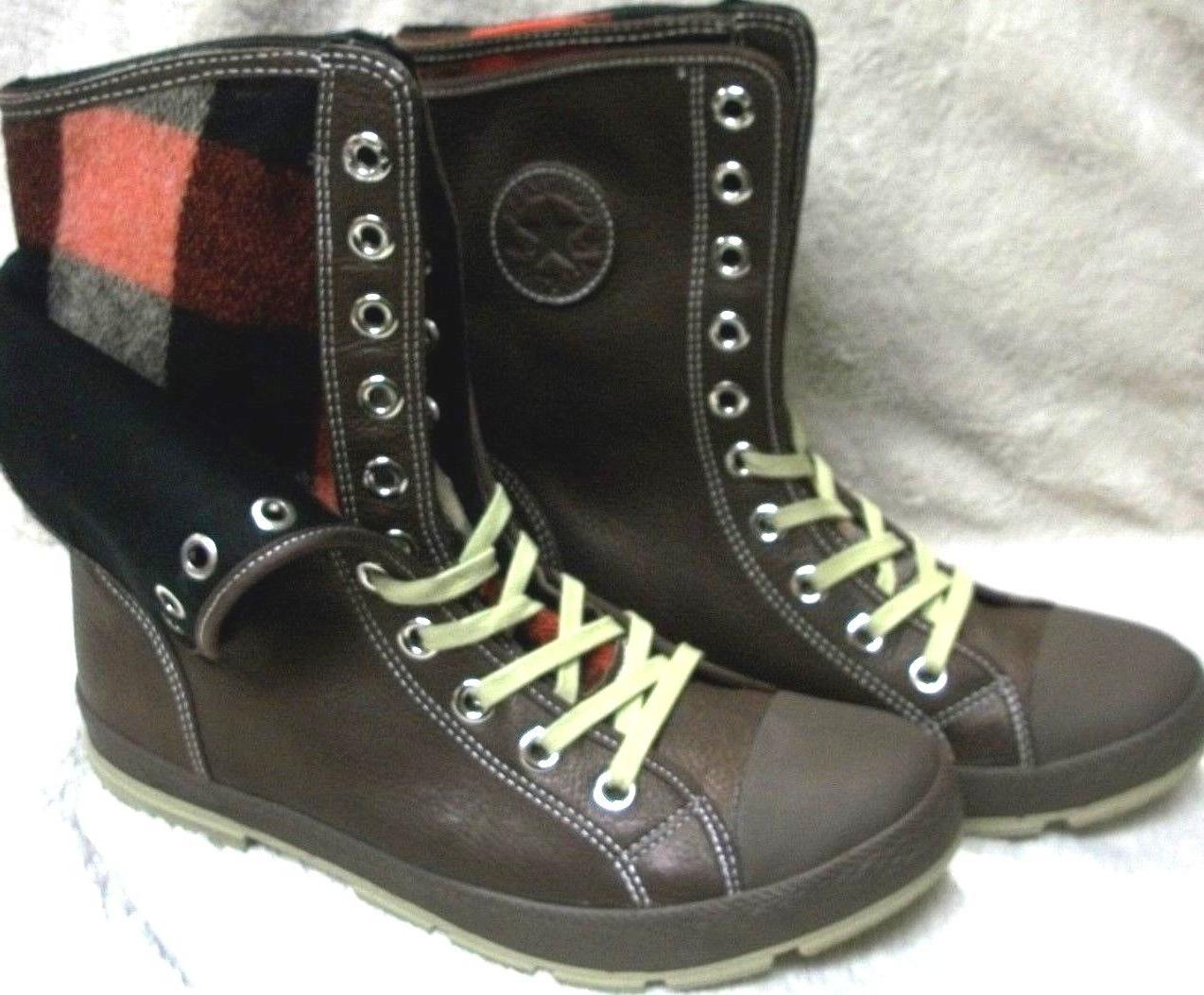 Converse 117657 CT Storm Boot Woolrich XHI Men's 10.5 - Wome