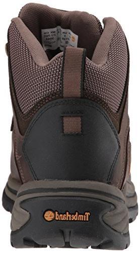 Timberland 12135 Ledge WP Boot Dark 10.5 M US