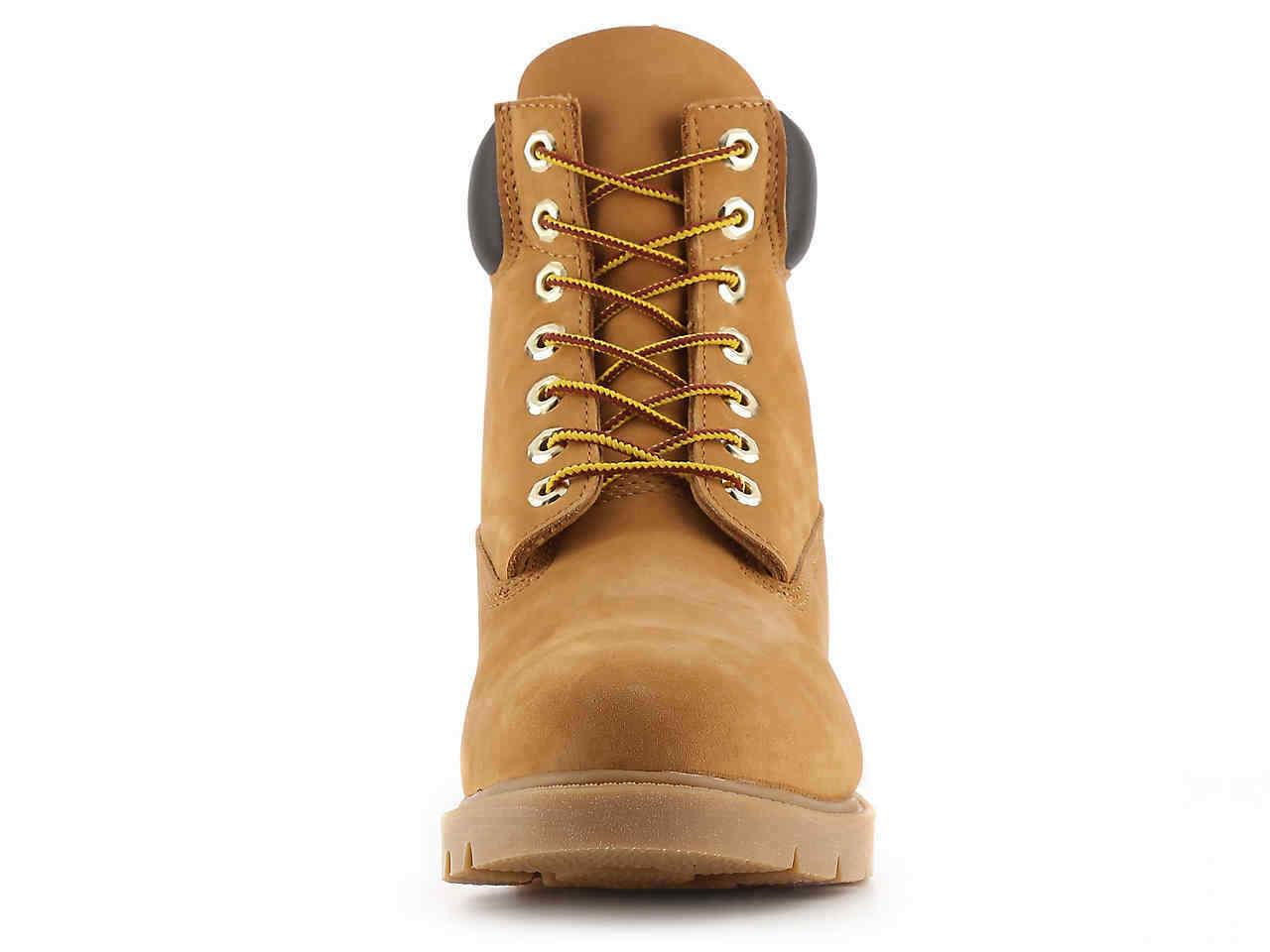 Timberland W/Padded Collar Waterproof Wheat Men's Boots