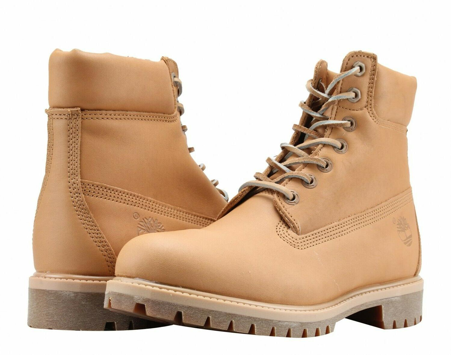 Timberland 6 Inch Limited Release Premium Natural