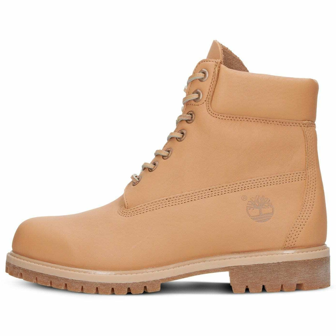 Release Premium Horween Leather Natural Boots A1JJB