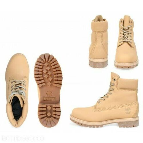 Timberland 6 Inch Release Premium Natural