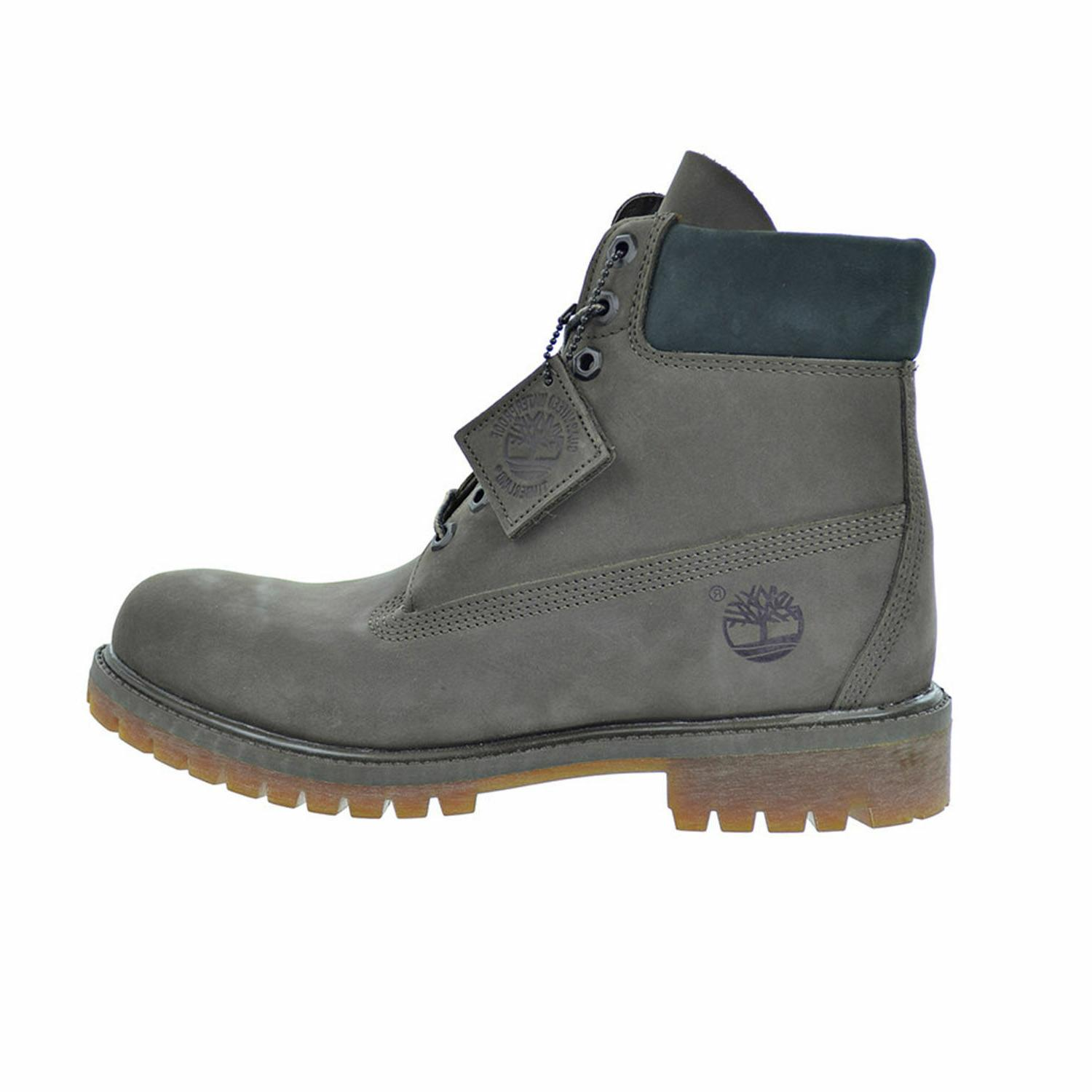 Timberland 6 Inch Premium Boots Brown Mens /Kids Leather Boo