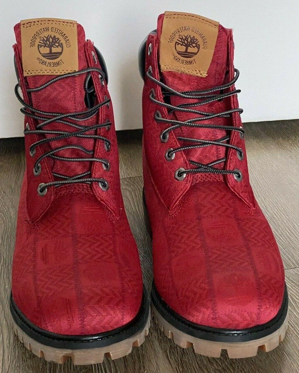 Timberland Premium Logo Boots A27RA
