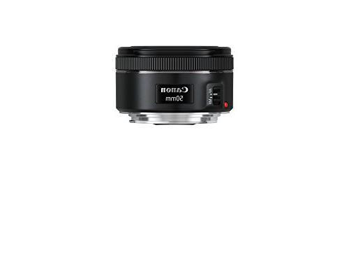 Canon 50mm F/1.8 Stm Standard Lens -