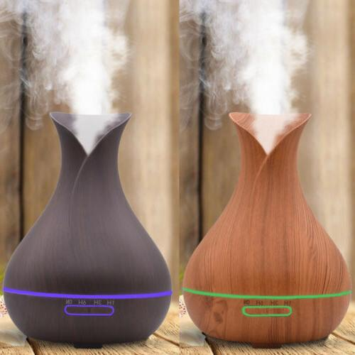 Air Aroma Humidifier Ultrasonic Aromatherapy Essential Oil D