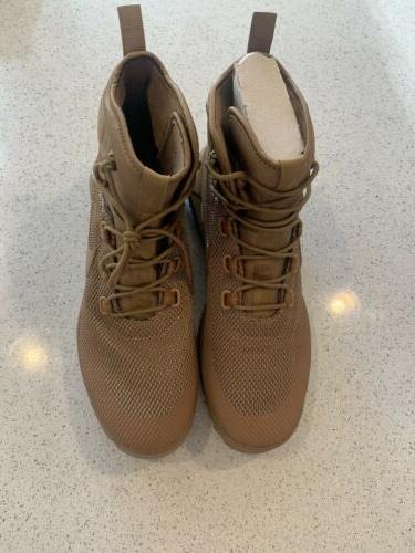 Nike Air Wild Golden Brown Men's Trail Sz