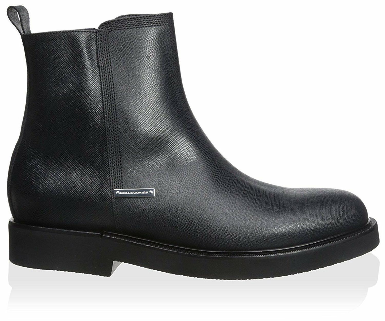 Alessandro DellAcqua Metallic Low Top Sneakers, #