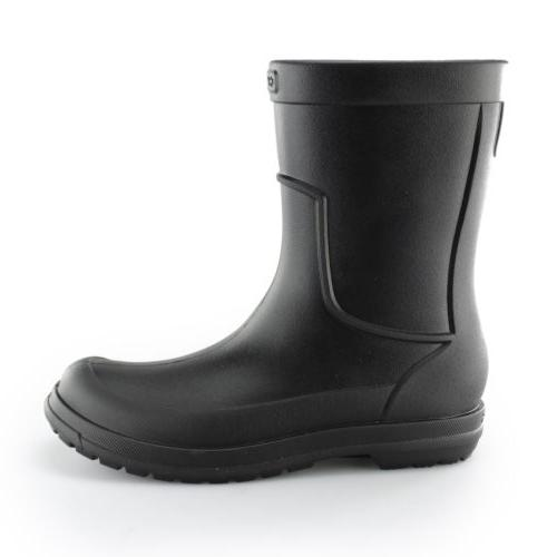 Crocs ALLCAST RAIN BOOT Mens Ankle Waterproof Croslite Welli