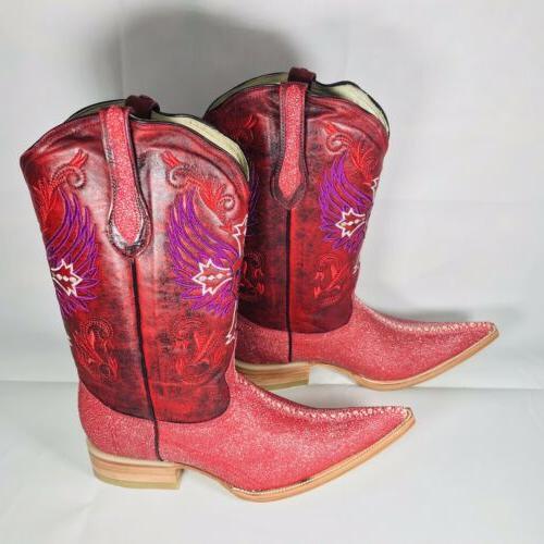 Carreta Boots Size / 27 Box