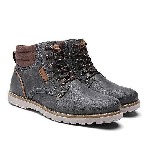 Quicksilk Denoise NY Men's Waterproof Snow Boot