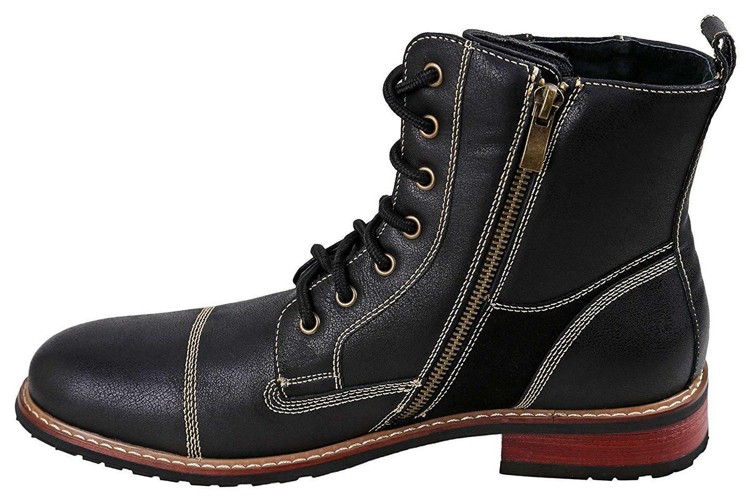 Ferro Andy Mens Ankle | | Lace up | Fashion | Winter