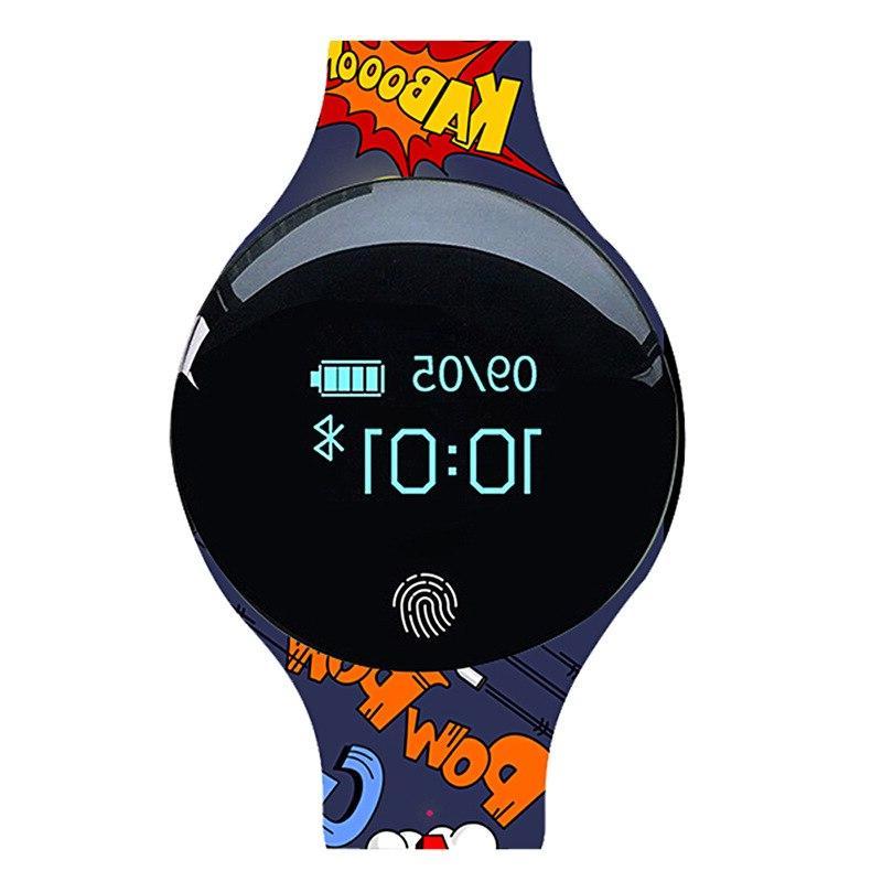 Fingerprint Smart Bluetooth Sport <font><b>Men</b></font> Watches reloj inteligente