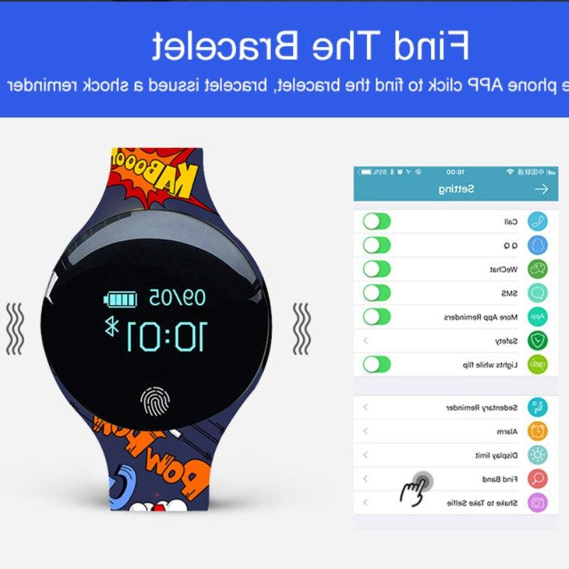 Fingerprint Smart Waterproof Sport Smartwatch Women Watches inteligente