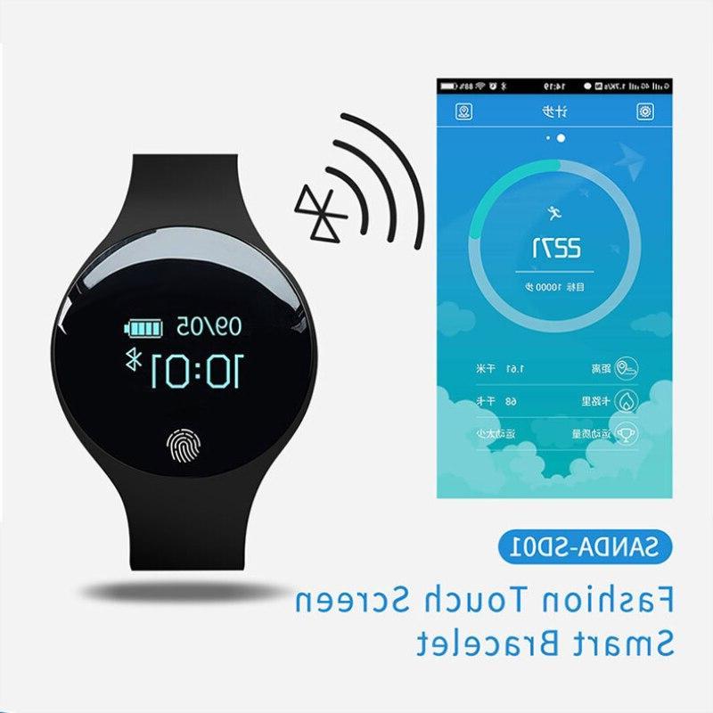 Fingerprint <font><b>Boot</b></font> Sport Smartwatch Women Watches Bracelet Band inteligente
