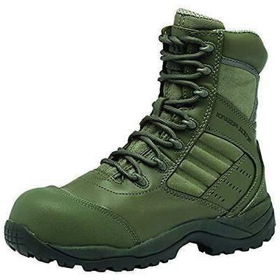 maintainer sage green lighweight boot