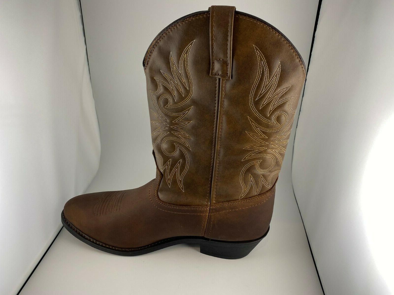 Western Cowboy Brown - Wide