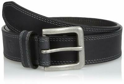 men s 35mm boot leather belt
