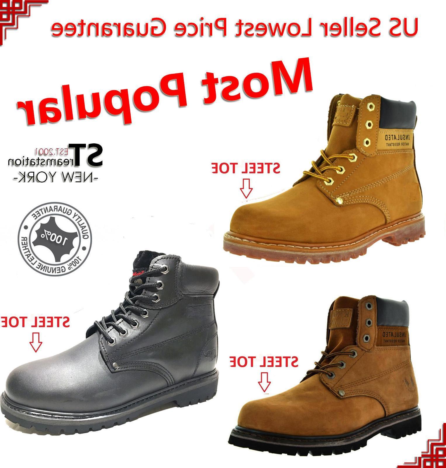 men s 6 work boots shoes