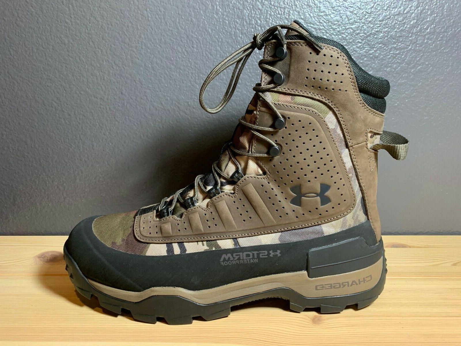 Men's Armour Brow Tine 2.0 Boots 3000292-901