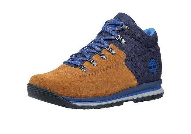 Timberland Men's GT RALLY Mixed-Media Boots Medium Brown Sue