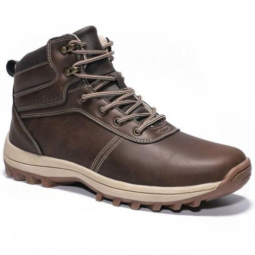 Men's Outdoor Martin Boots Ankle Shoes Size