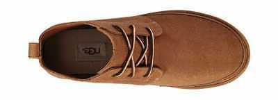UGG Leather Chukka Unlined