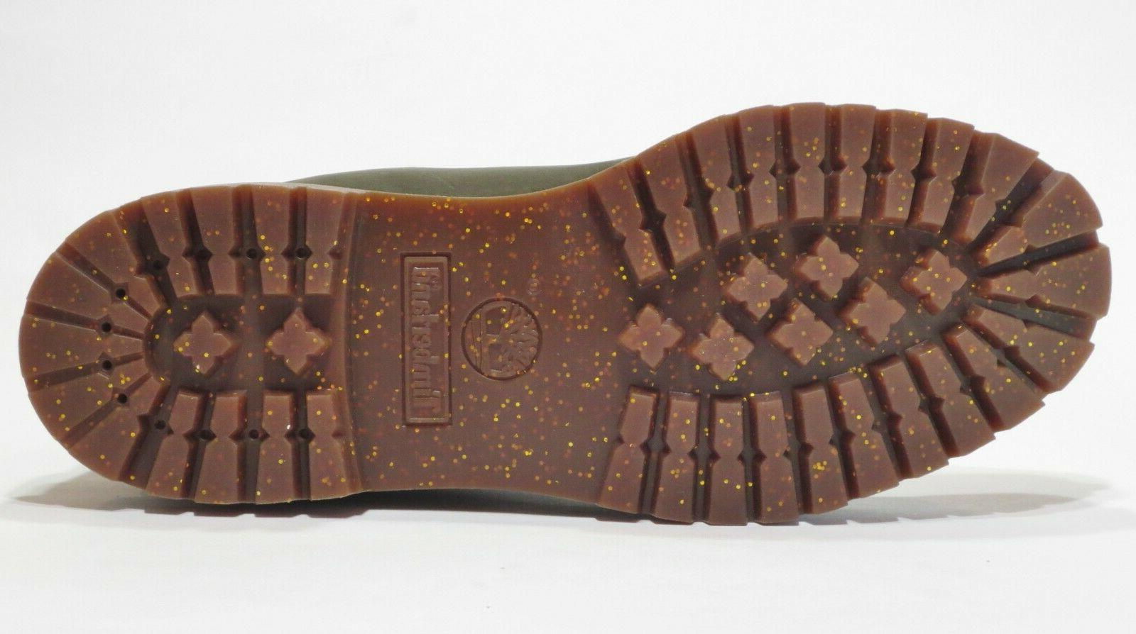 Timberland Men's Premium inch Limited Boots Dark Green